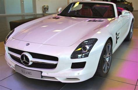 Different Kinds Of Mercedes Cars