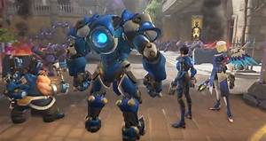 Overwatch Insurrection Event Leaks Brings New PvE Mode