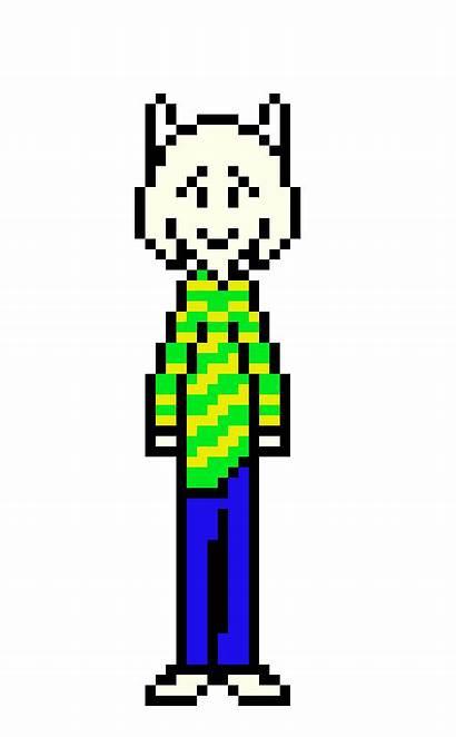 Asriel Sprite Pixelartmaker Pixel Maker