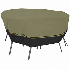 Lashmaniacsus outside table and chair covers patio for Patio furniture covers xl