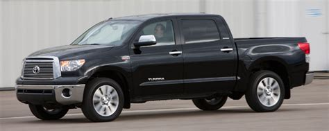 2011 Toyota Tundra Review Car Reviews