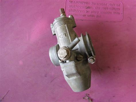 buy  ossa  mar ahrma irz ct carburetor motorcycle