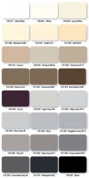 unsanded grout color chart quotes