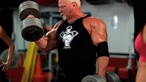 Scott Steiner insane workout compilation - YouTube