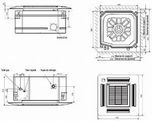 Climatisation Encastrable Plafond : unit int rieure pour multi split cs e10kb4ea panasonic ~ Premium-room.com Idées de Décoration