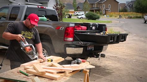 Decked Truck Bed Organizer Canada by Truck Drawers 10 Cool Stuff Interesting Stuff News