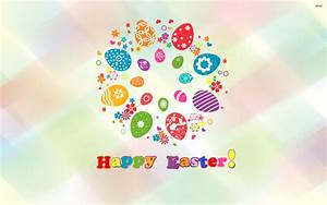 Happy Easter wallpaper - Holiday wallpapers - #1252