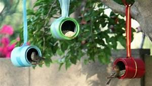 Vogelfutterhaus Selber Machen : alte dosen futterhaus selber machen ideen kinderleicht diy kreativ bastelideen aus dies und ~ Orissabook.com Haus und Dekorationen
