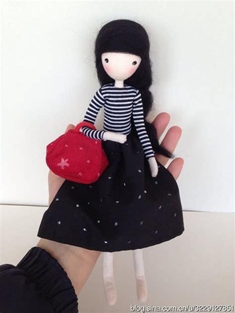 diy cute mini doll  wire