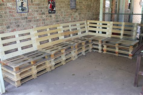 pallet furniture instructions  woodworking