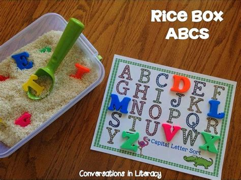 25 best ideas about abc centers on lowercase 729 | a96b6402eb509b9319e21cd200bc0a29