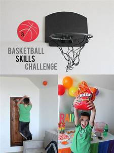 Basketball Party Ideas for Kids - My Sister's Suitcase ...