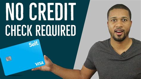 Many secured credit cards require a minimum deposit of around $200. SELF Credit Card - Secured Visa Credit Card - YouTube