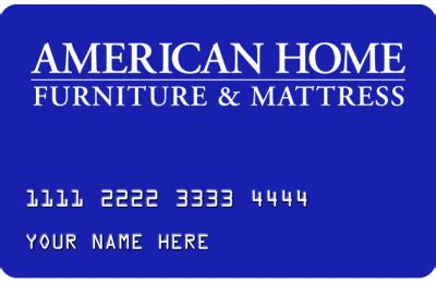 Get your free consultation (before applying to american furniture credit card)! American Home Furniture & Mattress Credit Card Reviews (May 2020) | Personal Credit Cards ...