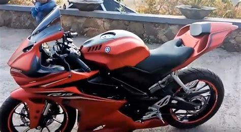 Modification Yamaha R1m by This Bolt On Kit Can Transform Your Yamaha R15 V3 0