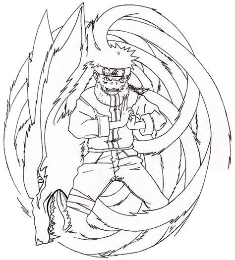 naruto  tailed demon  styrecat  deviantart