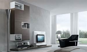 Pareti Attrezzate Moderne: 70 Idee di Design per Arredare Casa MondoDesign it