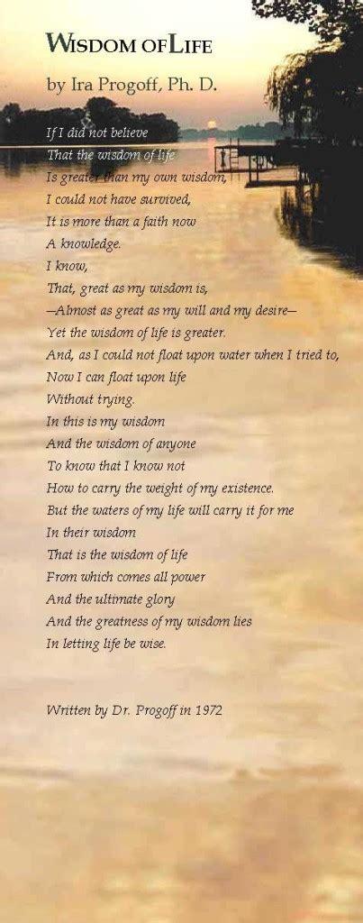 lovely poems  life   read