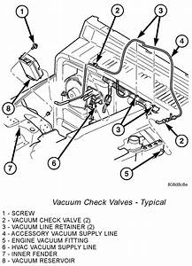 26 2004 Jeep Grand Cherokee Vacuum Hose Diagram