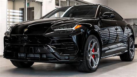 Lamborghini Urus Picture by Delivery Of A 2019 Lamborghini Urus In Nero Noctis
