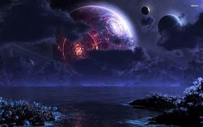 Fantasy Planets Planet Wallpapers Strange