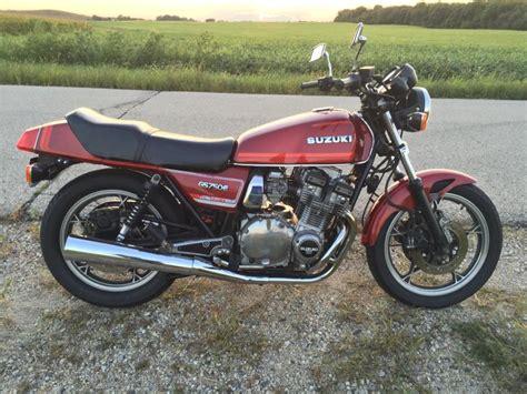 1980 Suzuki Gs750l by Suzuki Gs750 Motorcycles For Sale