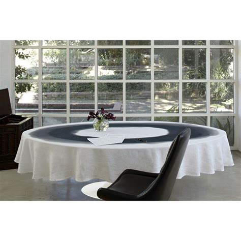 table runner for oval table huddleson linens black and white oval moreton tablecloth