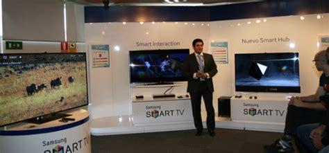 madrid acogio la presentacion del nuevo smart tv de