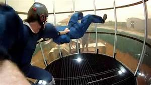 Having A Go   U-fly Vertical Wind Tunnel Pattaya Thailand