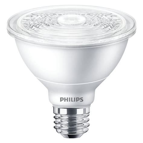 philips led philips slimstyle 60w equivalent soft white a19 dimmable led light bulb e 452978 the home depot