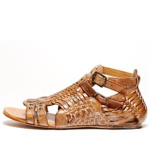 bed stu claire gladiator sandal ashbury skies