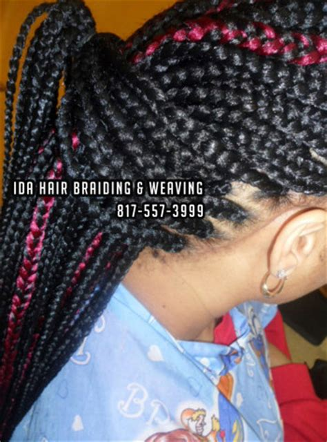 idas hair braiding weaving professional braiders