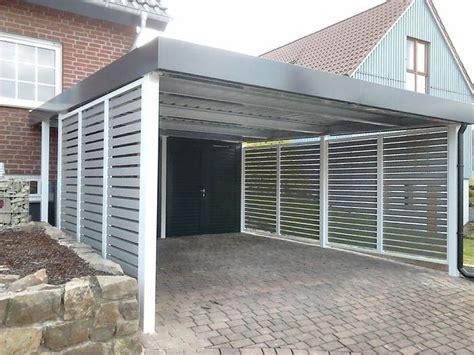 91 best images about carport einhausungen eingangs 252 berdachung m 252 lltonnenbox garage