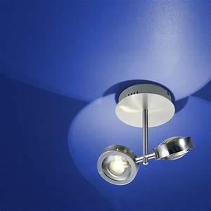 Led Deckenleuchte Rgb : zigbee led deckenleuchte easy light nickel chrom rgb farbwechsel wohnlicht ~ Watch28wear.com Haus und Dekorationen