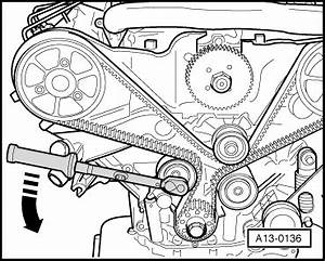 skoda workshop manuals gt superb gt drive unit gt 25 114 kw With skoda timing belt