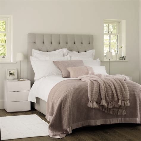 deco chambre adulte rose  taupe
