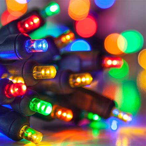 Battery Operated Lights  20 Multicolor Battery Operated