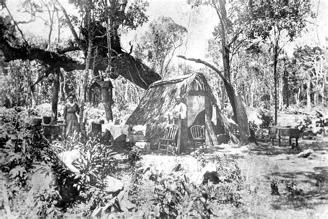 florida memory early settlers living  temporary