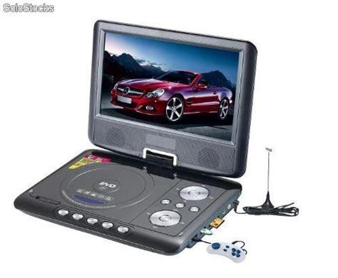Lecteur De Dvd Portable Avec écran Lcd 9 Pouces Et Port