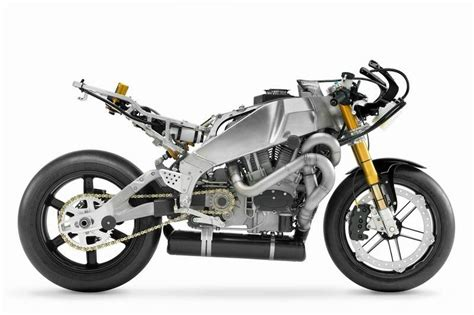 Buell Introduces Xbrr Production Racing Motorcycle