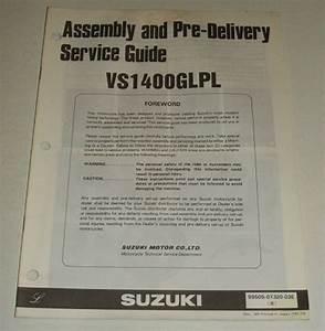 1990 Suzuki Vs1400 Intruder 1400 Pre