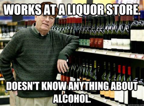 Funny Alcohol Memes - image gallery liquor meme