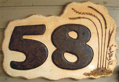 hausnummer selber machen hausnummer selber machen beautiful selber bauen endzustand mit deckel with hausnummer selber