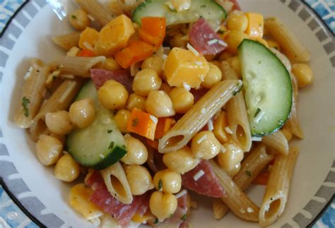 healthy pasta salad healthy pasta salad serendipity by sara