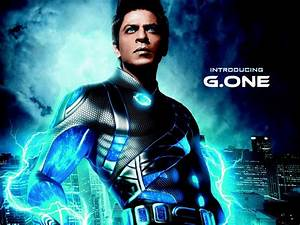 Shahrukh Khan in Ra One Wallpapers | HD Wallpapers | ID #10192