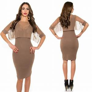 robe femme chic adele couleur taupe With vêtements femme chic