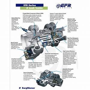 Efr 7163 Turbo Kit For Astra Z20lel  Ler  Let  Leh