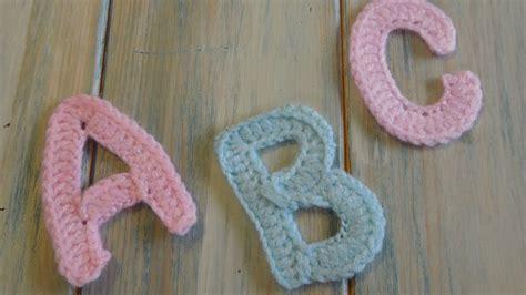 crochet how to crochet letters o s yarn scrap friday crochet how to crochet letters a b and c yarn scrap 86920