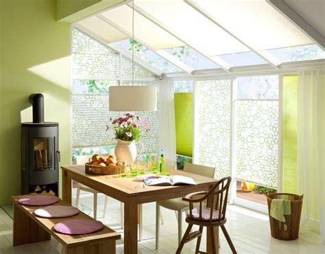 tischdeko grün weiß sonnenschutz innen raumausstattung gauweiler speyer