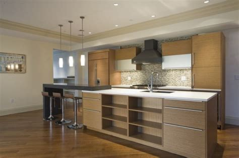 Features To Create A Stylish Modern Kitchen